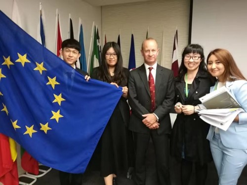 2017 全球青年外交官论坛(英国 · 伦敦)