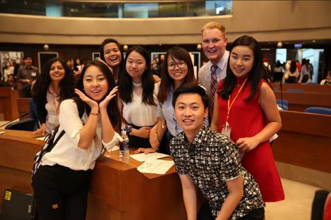 2017 亚太青年交流项目(泰国 · 曼谷)